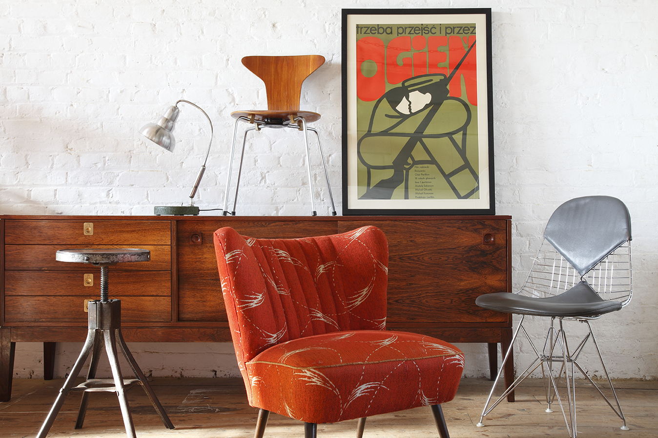 London S Leading Antique And Modern Design Warehouse