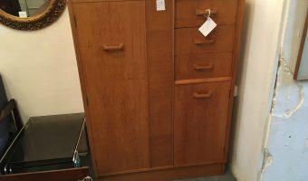 G-plan wardrobe £195
