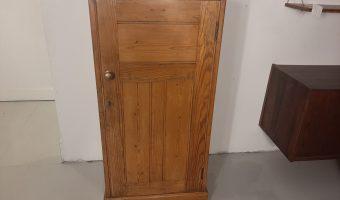 Pitch pine cupboard