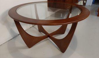 G – plan coffee table