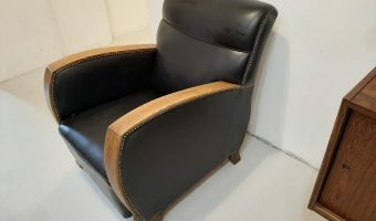 Continental Armchair