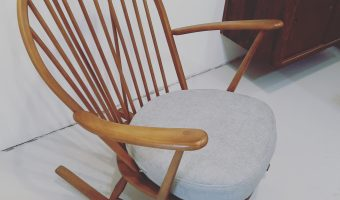 Ercol rocking chair £265