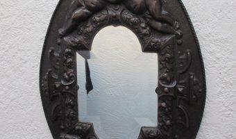 Cherub Mirror