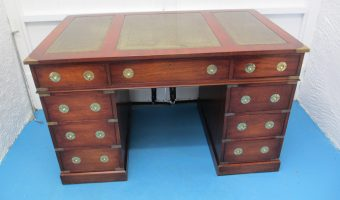 Military Style Desk   SOLD