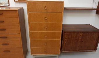 Mercedes chest of drawers