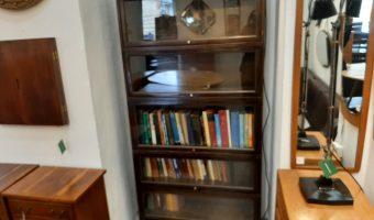 Globe wernicke 5 section bookcase £545