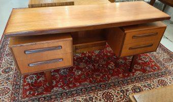 G-plan desk £440