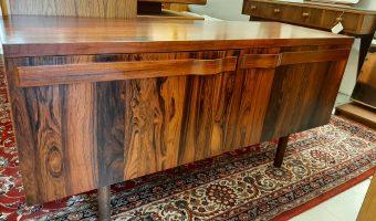 Rosewood sideboard by Troed Sweden £495