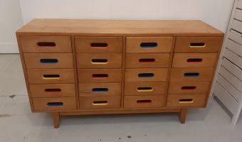 1950s school cabinet £720