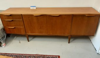 Macintosh teak sideboard £850