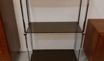 PF shelving unit £365.width 86cm, height 129 cm, depth 38cm