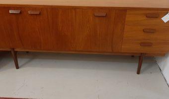 Uniflex teak sideboard £645