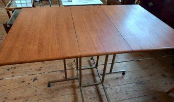 1960s Ladderax Drop Leaf Table £485